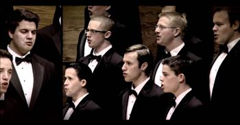 'Fight the Good Fight with All Thy Might' - Men's Chorus