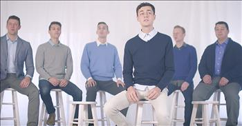 Men's Choir Performs 'In Christ Alone'