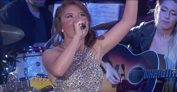 Country Girl Earns Standing Ovation With Martina McBride Song