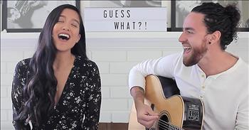 Musical Duo Share Pregnancy News Through Song