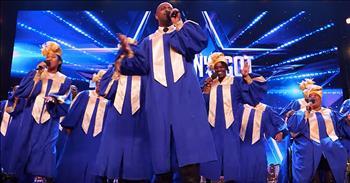 Gospel Choir 'O Happy Day' Audition