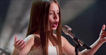 9-Year-Old Opera Singer Beautiful Performance