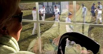 19-Year-Old Brings Ill Grandma's Baseball Dream To Life