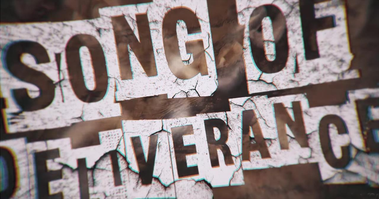 'Song Of Deliverance' - Zach Williams Lyric Video
