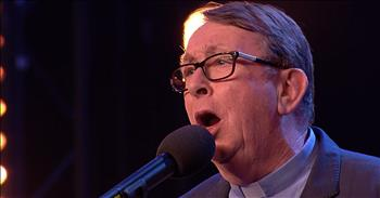 Priest Sings 'Everybody Hurts' For Talent Audition