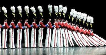 Optical Dance Illusion From The Rockettes