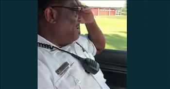 Police Officer's Final Radio Call Ends In Tears