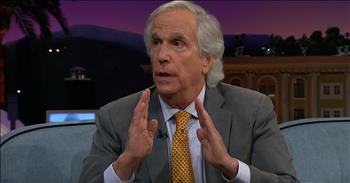 Henry Winkler Shares Secret To 40 Years Of Marriage