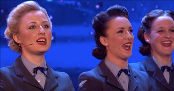 Women's Wartime Choir Takes You Back With Audition