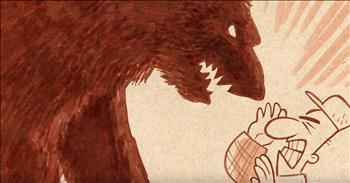 The Atheist And The Bear