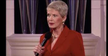 Jeanne Robertson On Left Brain And His Hearing