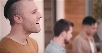 4 Men Perform Special Mothers Rendition Of 'My Girl'