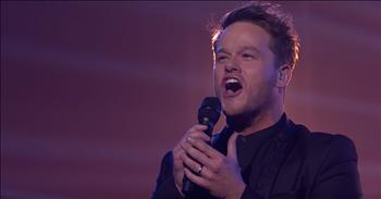 The Voice Contestant Sings 'The Prayer'