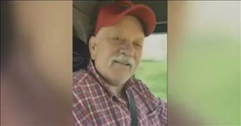 """Truck Driver With Cancer Sings """"The Old Man is Dead"""