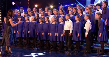 School Choir Shines With Willy Wonka Audition