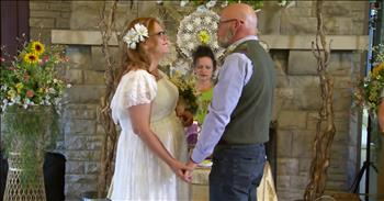 Woman Marries Soulmate For The Second Time