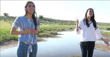 2 Girls Beautifully Perform Micah Tyler's 'Different'