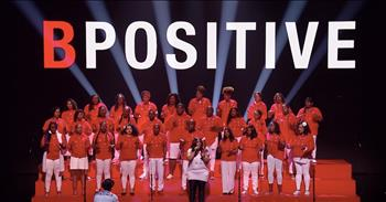 Inspiring Choir With Message Performs 'Rise Up'