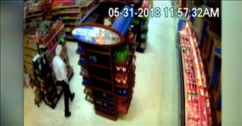 Deputies Stop Armed Robber With Can Of Beans