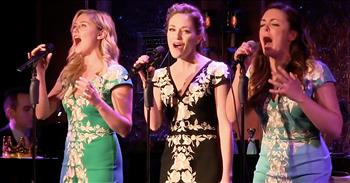 3 Broadway Stars Sing Classic Disney Princess Songs