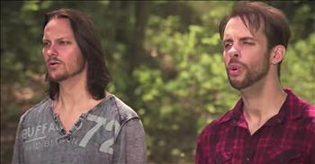 'Angels Among Us' - A Cappella Rendition From Chris Rupp And Tim Foust