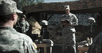 'Indivisible' - Movie Trailer Tells True Story Of Army Chaplain