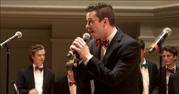 A Cappella Men's Group Cover Classic Frankie Valli Songs