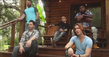 A Cappella Group Sings Johnny Cash 'Daddy Sang Bass'