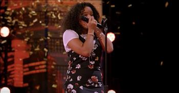 Bullied 15-Year-Old Earns Golden Buzzer With Aretha Franklin Song