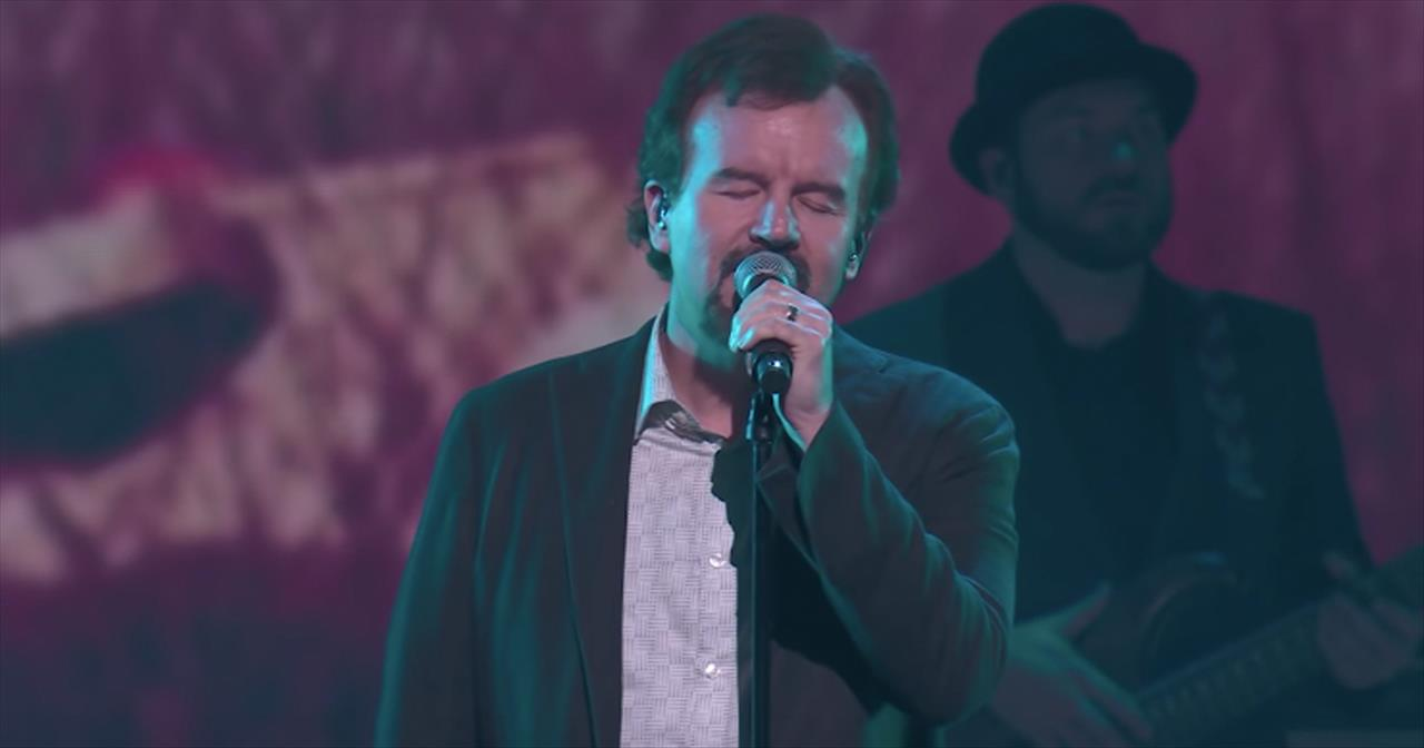'God of All My Days' - Casting Crowns Live Performance