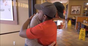 Chick-Fil-A Worker Saves Customer's Change For 3 Weeks