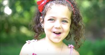 5-Year-Old Sensation Sings The Star-Spangled Banner