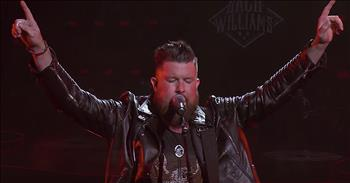 'Fear Is A Liar' - Zach Williams Live Performance