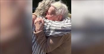 2 Sisters With Alzheimer's Reunite
