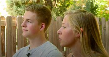 Girl Saves Boyfriend's Life After Lightning Strike