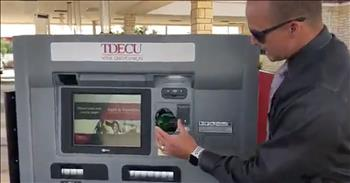 How To Spot A Skimming Device At The ATM