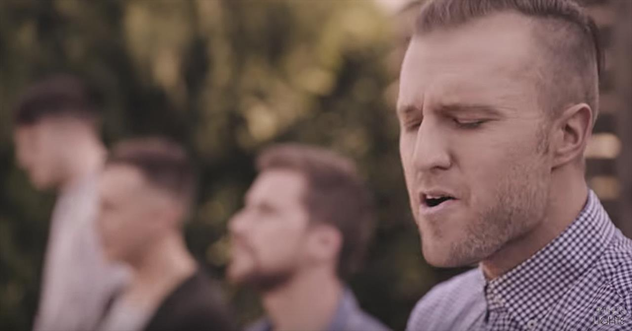 4 Men Of Anthem Lights Perform How Great Thou Art