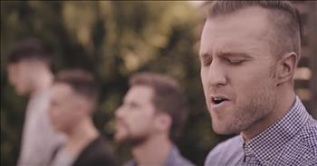 4 Men Of Anthem Lights Perform 'How Great Thou Art'