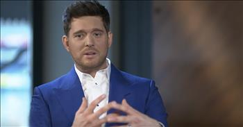 Michael Buble Opens Up About Son's Cancer Battle
