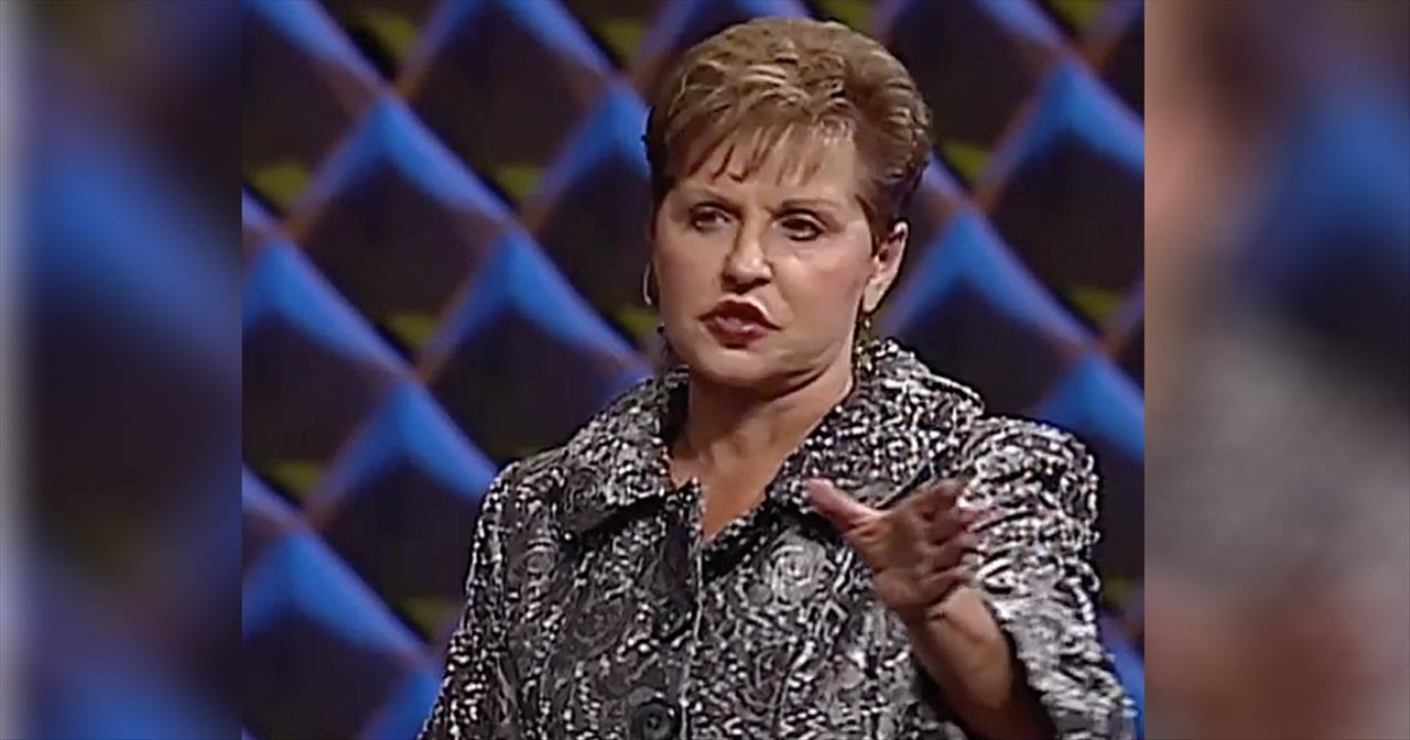 Joyce Meyer On The Power Of Words - Inspirational Videos