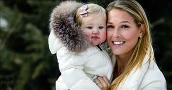 Wife Of Olympian Warns Others After Daughter Drowns