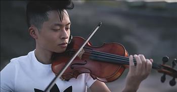 Violin Rendition Of Hillsong United's 'So Will I (100 Billion X)'