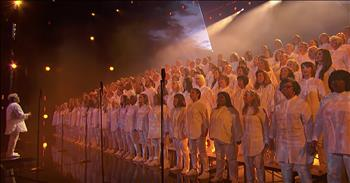 Choir Earns Standing Ovation With 'This Is Me' Number