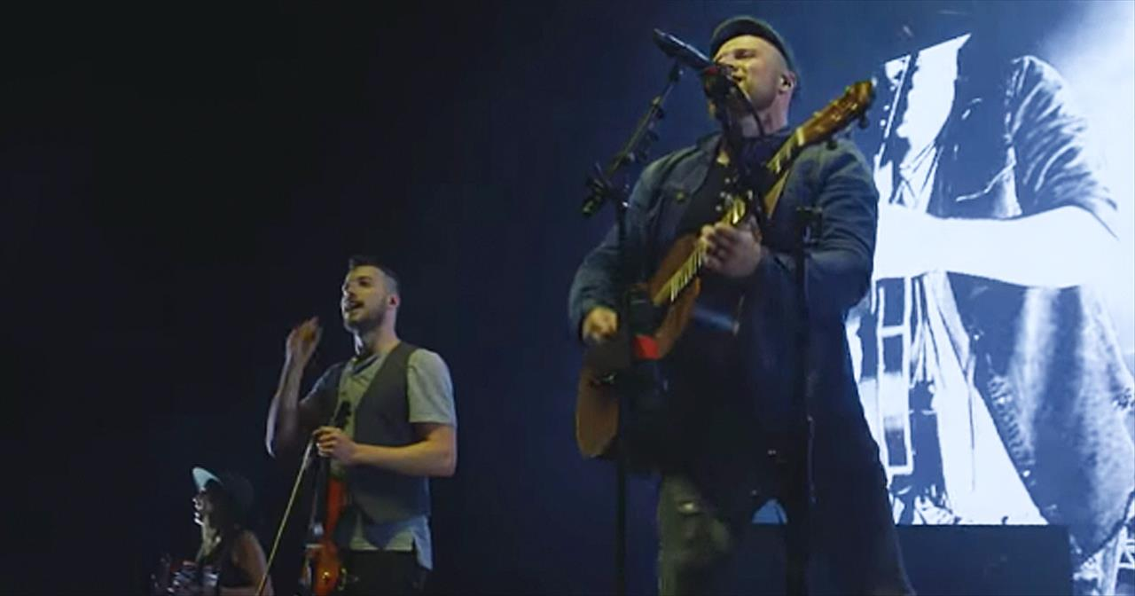'I Will Be Undignified' - Rend Collective