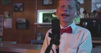 'Lovesick Blues' - Viral Sensation Mason Ramsey