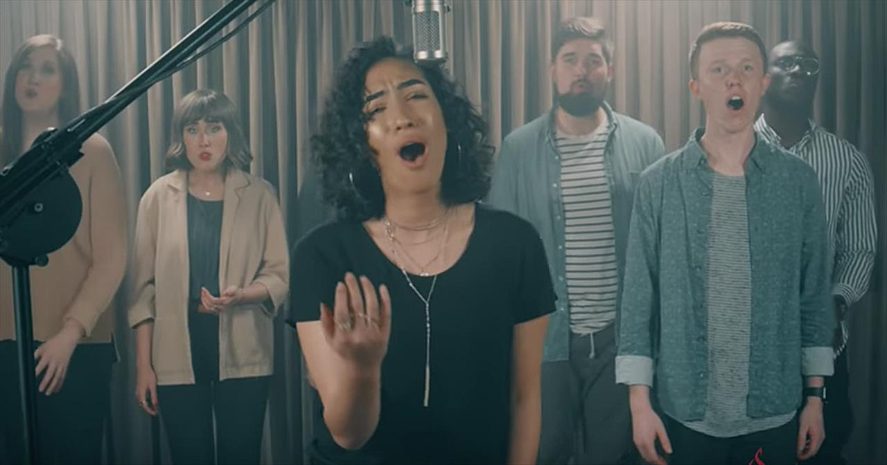 Reckless Love' - A Cappella Performance From Voices Of Lee