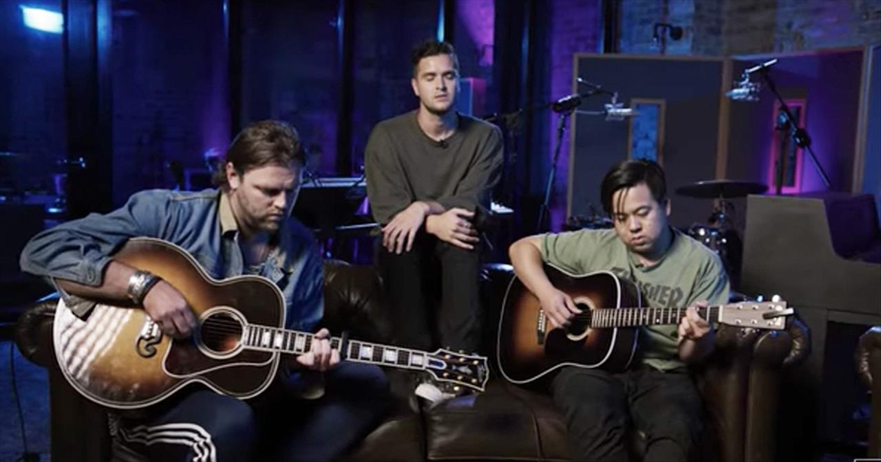 'Highs and Lows'- Hillsong Young And Free Acoustic Performance