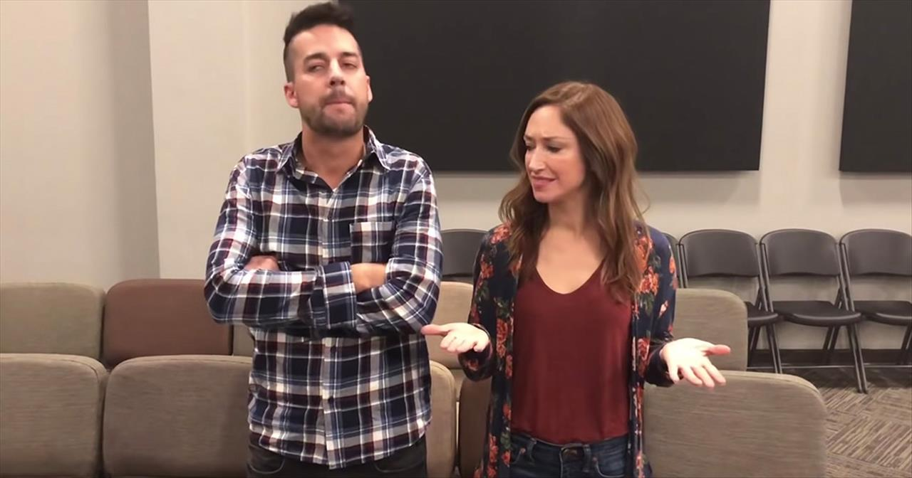 John Crist Shares What Happens When You Take A Date to Church