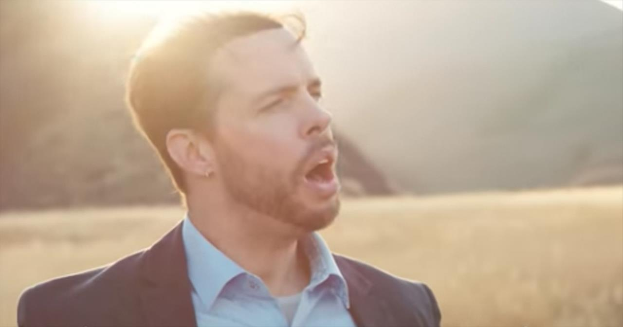 In the Garden - A Cappella - Chris Rupp (Official Video) - Christian Music  Videos