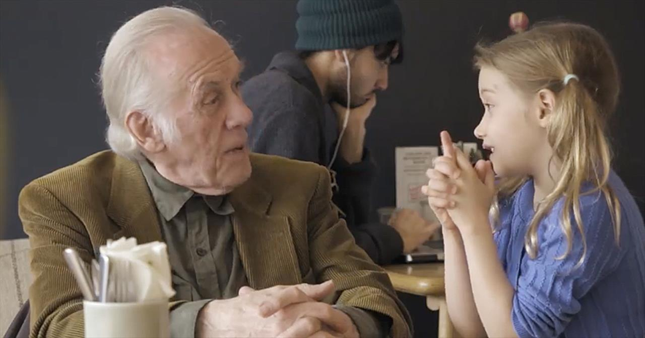 Papa' Company Matches College Students With Lonely Seniors - Inspirational  Videos